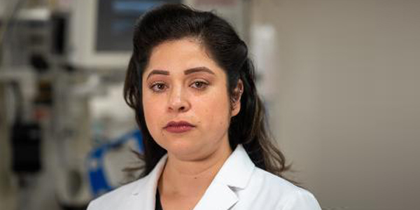 Dr. Erika Flores Uribe, Los Angeles County Department of Health Services