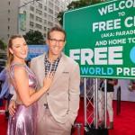 World Premiere of 20th Century Studios' Free Guy